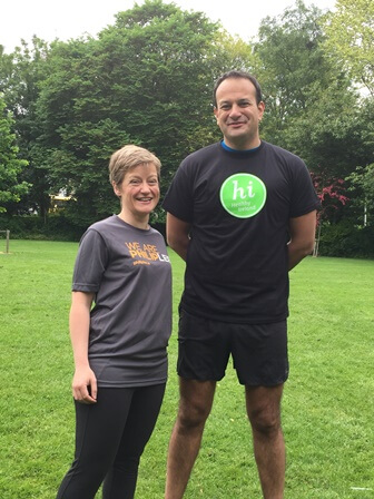 Alice and L. Varadkar